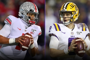 Ohio State, LSU's debate for College Football Playoff's top seed is far from over