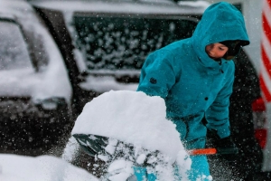 Thanksiving weather: Storms set to unleash more snow, rain and strong winds from coast to coast