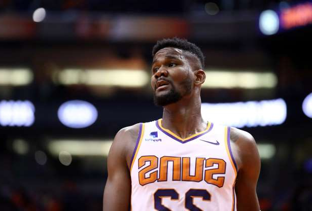 Slide 10 of 26: Had somebody convinced you that perennial league laughingstocks the Phoenix Suns would begin the season with a 7-6 record, you likely would've believed center Deandre Ayton would be a significant part of the team's turnaround. Ayton averaged 16.3 PPG and 10.3 REB his rookie year, but he made only a single appearance in October before the NBA suspended him for 25 games for violating the Association's anti-drug program. Aron Baynes stepped up in a big way following Ayton's ban, meaning the 21-year-old may have to do more than earn the trust of head coach Monty Williams to immediately return to the lineup once he's reinstated.  Mark J. Rebilas-USA TODAY Sports
