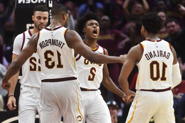 Slide 8 of 26: The Cleveland Cavaliers losing seven of nine games brought the once 2-2 Cavs back down to earth. The scrappy Cavaliers showed fight in a handful of those defeats, though, and the debuting backcourt of Collin Sexton and Darius Garland is fun to watch even if it isn't producing victories on a nightly basis. Both Kevin Love (18.2 PPG, 12.1 REB) and Tristan Thompson (14.5 PPG, 10.1 REB) averaged double-doubles over Cleveland's first 13 contests. With each loss that dropped Cleveland down power rankings and the conference standings, it became glaringly obvious Love and Thompson are worth more to the Cavs on the trade block than on the floor. Head coach John Beilein deserves additional young pieces to mold in his system.  Ken Blaze-USA TODAY Sports