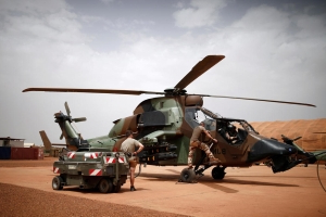 Thirteen French soldiers killed in Mali helicopter accident
