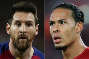 'Faultless' Van Dijk deserves to win Ballon d'Or ahead of Messi - Gerrard