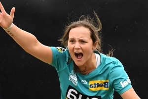 Brisbane Heat top WBBL, host finals series