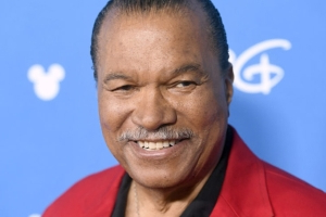 Actor Billy Dee Williams, who played Lando Calrissian in Star Wars, uses both male and female pronouns
