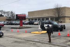 Gunshots were fired inside Waukesha South, school officials say