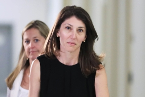 'I'm done being quiet': Lisa Page emerges ahead of FISA report