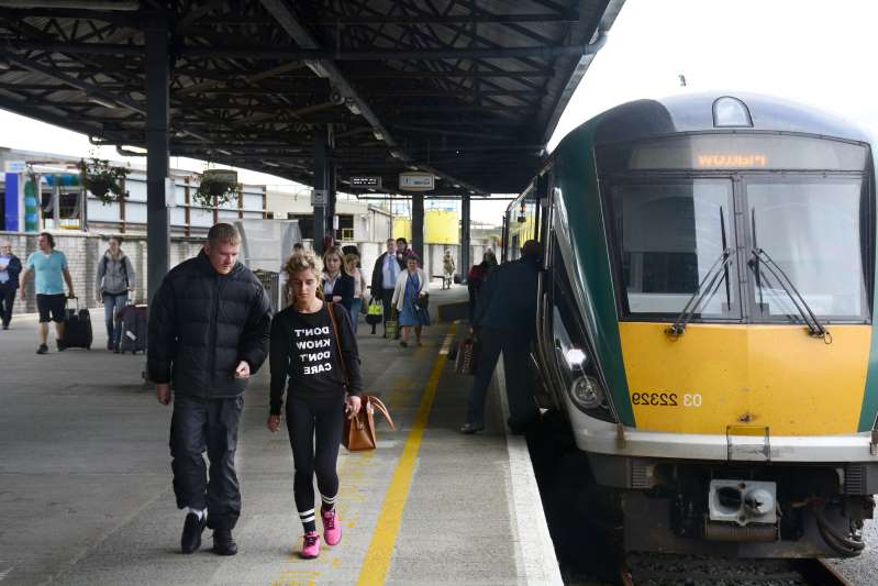 Irish Rail launches special late night services for Christmas