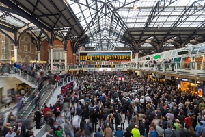 Rail commuters are braced for Mayhem Monday as 27-day train strike that will hit 850 services begins