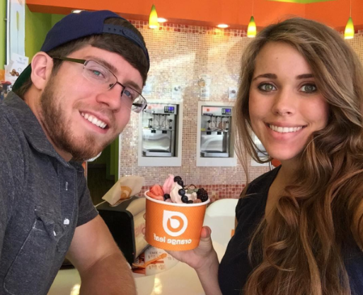 Slide 29 of 173: Jessa Duggar Seewald and husband Ben Seewald are parents for the third time! The