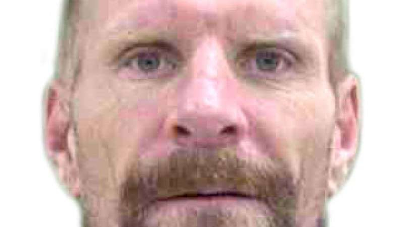 a close up of a man with his mouth open: Bret Lindsay Capper spent much of his life behind bars. (Supplied: WA Police)
