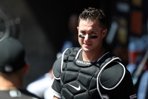 All-Star catcher James McCann agrees to a 1-year, $5.4 million deal with the White Sox