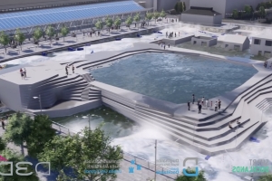 Dublin City Council give green light for €22m white water rafting centre