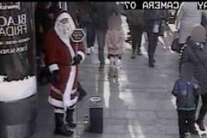 Paedophile to spend Christmas in jail after dressing up as Santa