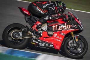 Scott Redding über Ducati: