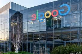 a large building: Google claimed top spot on the list of the top 100 healthiest brands in a report released by the Brand Institute of Australia