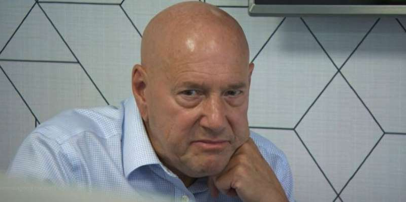 Claude Littner looking at the camera: The Apprentice 2019 has confirmed its final five candidates who will face the dreaded interviews after Dean Ahmad is fired.