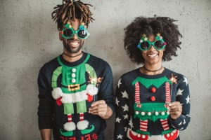 Tips on choosing a standout Christmas jumper