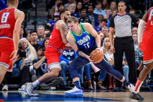 Luka Doncic passes Michael Jordan for modern-day NBA record