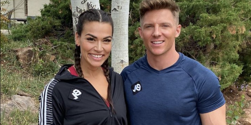 Steve Cook standing posing for the camera: Erica Lugo of Erica Fit Love and Steve Cook are the new trainers in The Biggest Loser reboot. Here's what you should know about the duo before the show's debut.