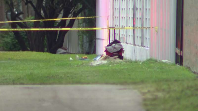 Miami Police: Homeless Man Apparently Shot, Killed In His Sleep