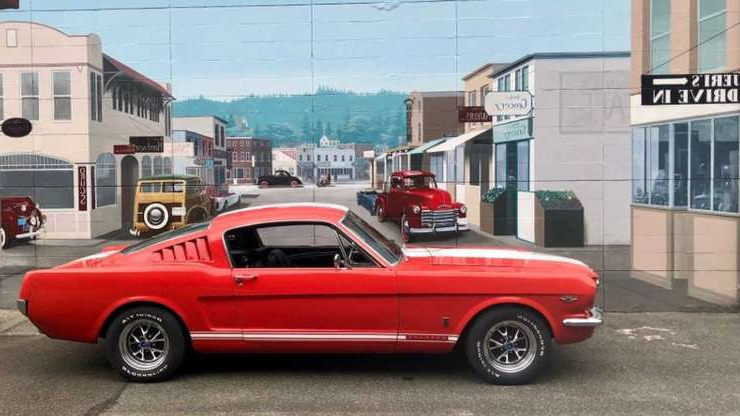 Slide 1 of 11: Restored 1966 Ford Mustang Fastback Is A Must-Have Mustang