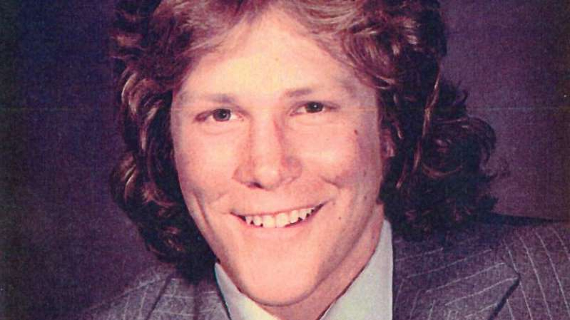 a man wearing a suit and tie smiling at the camera: The Barron County sheriff's office released this 1979 photo of Kraig King of White Bear Lake who was a high school senior at the time. Remains found in 1982 near Ridgeland, Wis., were recently identified as belonging to King. The manner of death was ruled homicide.(Courtesy of Barron County sheriff's office)