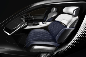 BMW ZeroG Lounger seat is one comfy seat with a cocoonlike airbag