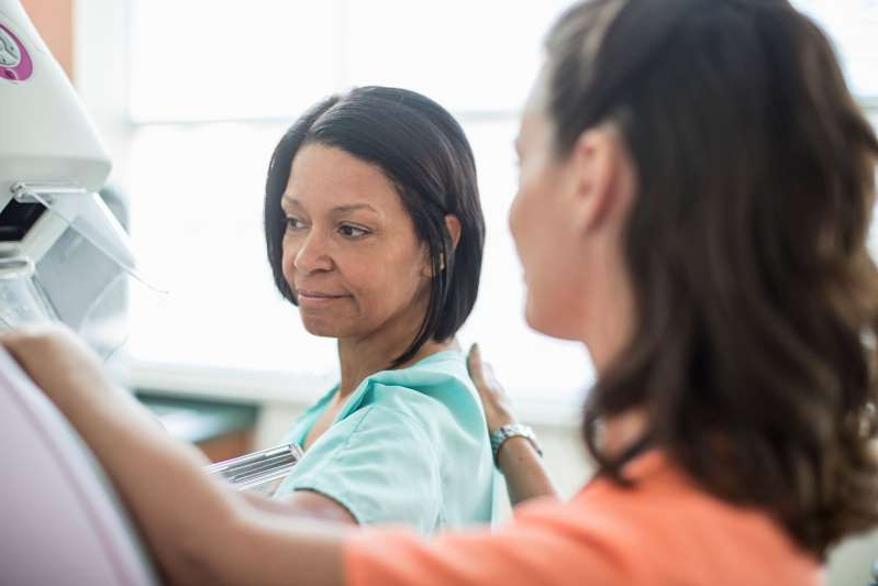 Study Finds Racial Disparities With Breast Cancer Diagnosis