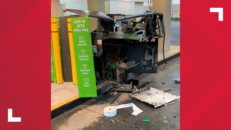 ATM explodes at Regions Bank in Valrico