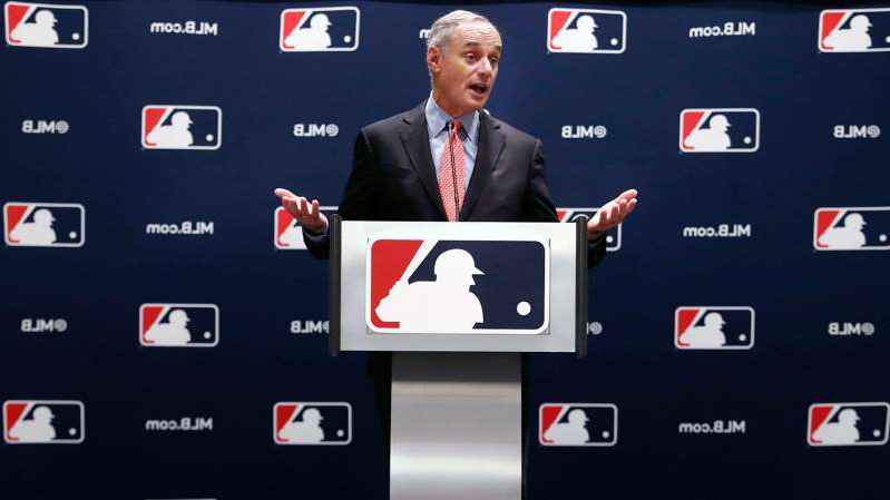 a screen shot of Rob Manfred: Rob-Manfred-MLB
