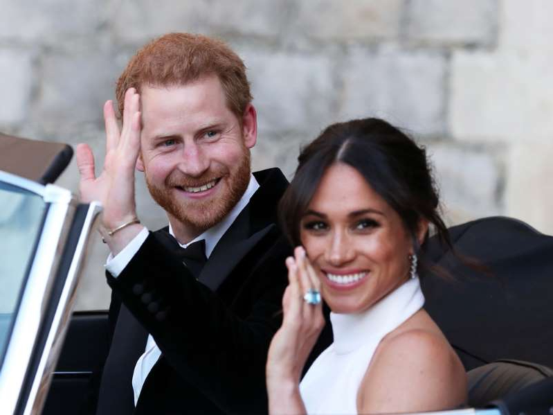 Meghan Markle, Prince Harry are posing for a picture: Prince Harry and Meghan will be bringing some razzle dazzle to Canada, but for how long?
