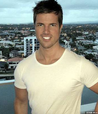a person posing for the camera: Gable Tostee has taken a brutal swipe at Logan on the Gold Coast after his Tinder date called the police on him during a night out