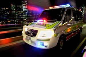 A Brisbane boy has tragically died after being crushed by a friend's Ute