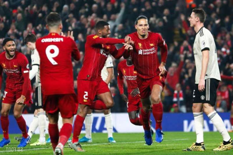 Liverpool reste zen face à United