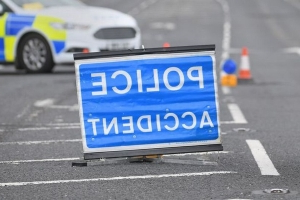 Pedestrian dies following collision in Maghaberry