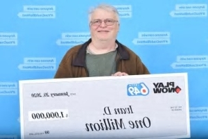 Retirement on the horizon for B.C. lighthouse keeper who won $1 million lottery draw