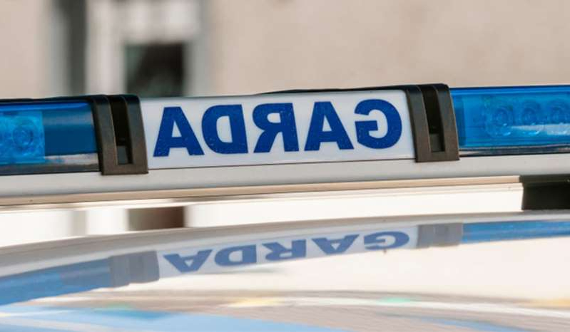 a sign on the side of a building: The driver was stopped by Gardai in Drogheda after they were observed driving while not wearing a seat belt. Pic: Shutterstock