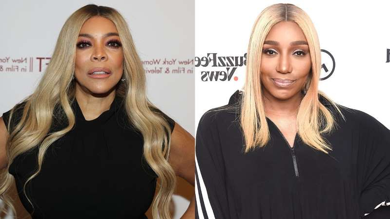 NeNe Leakes, Wendy Williams are posing for a picture