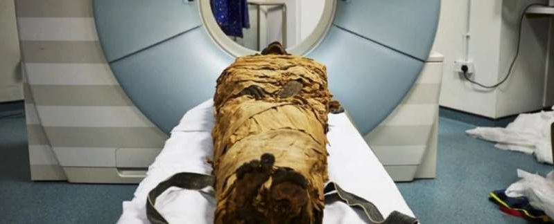 Scientists Recreate The Voice of a 3,000-Year-Old Egyptian Priest's Mummy