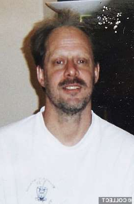 a person posing for the camera: Paddock's mistress said he initially told her that he did not have a girlfriend and would tell her that he missed her and needed to see her