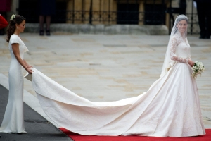 Princess Eugenie's Wedding Gown Stands Out Among the Best Royal Wedding Gowns in History