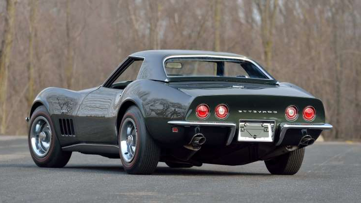 Slide 1 of 4: 1969 Chevrolet Corvette L88