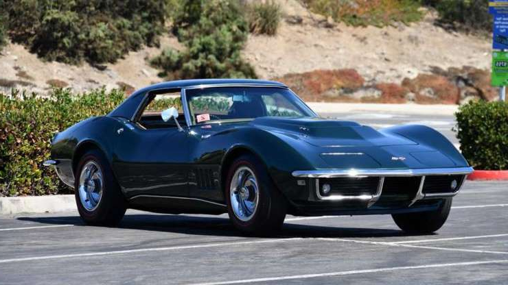 Slide 1 of 8: Dual-Top 1968 Chevrolet Corvette L88 Convertible Up For Grabs