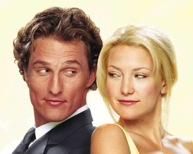 How To Lose A Guy In 10 Days - 2003 Kate Hudson, Matthew McConaughey 2003