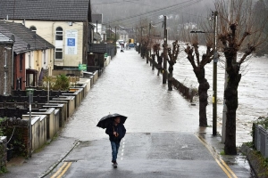 These are the places in Wales affected by flooding after Storm Dennis