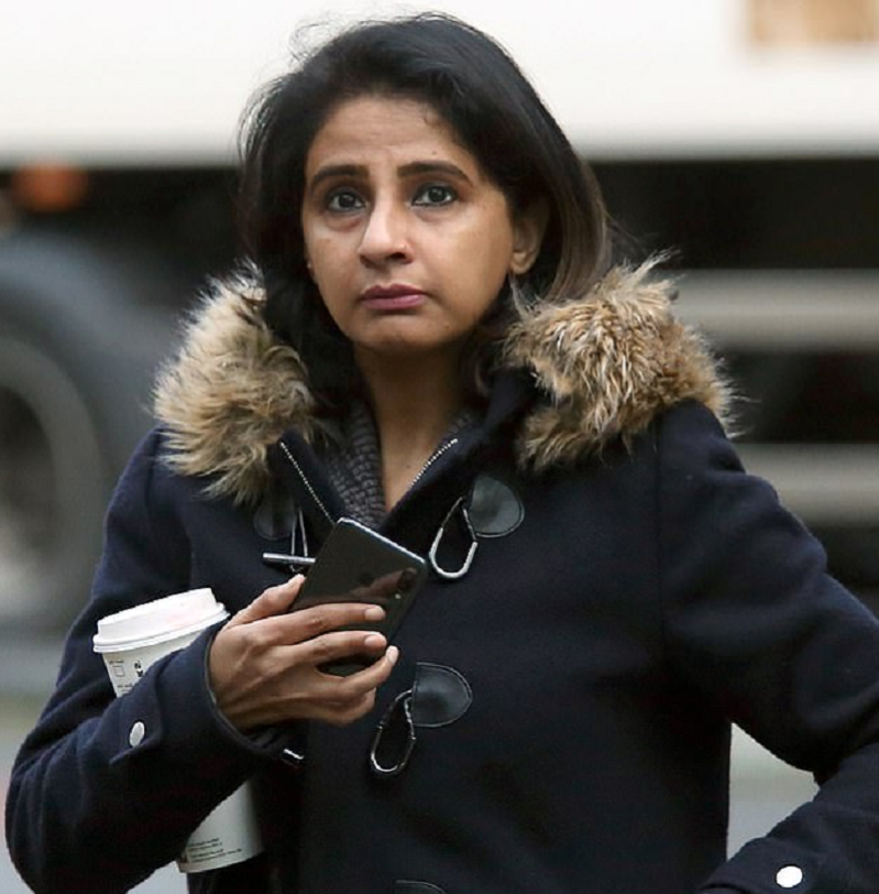 Mother-of-one Samina Khan, 48, of Wykeham Green, Dagenham, Essex, fiddled the books and forged signatures at Landmark and Duram Properties over a period of 13 years.