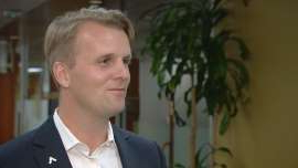 Joe Cressy wearing a suit and tie: Coun. Joe Cressy says: 'We have said since day one as a city, that the province needs to reverse these cuts, but we're not going to stand by and let our residents down.'