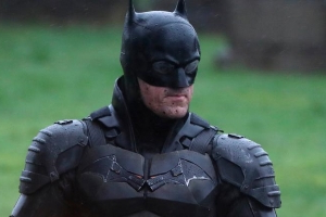 First look at Batman's new suit as filming begins in Glasgow