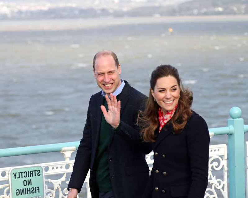 Prince William, Duke of Cambridge standing in front of water: The Duke and Duchess of Cambridge are to visit Ireland from March 3-5 (Steve Parsons/PA)
