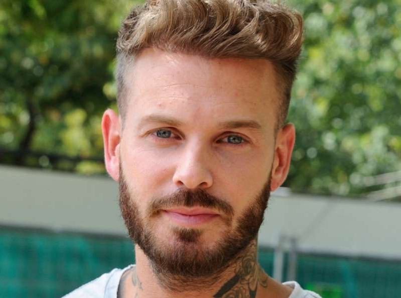 M.Pokora: son tendre message à sa belle-fille !